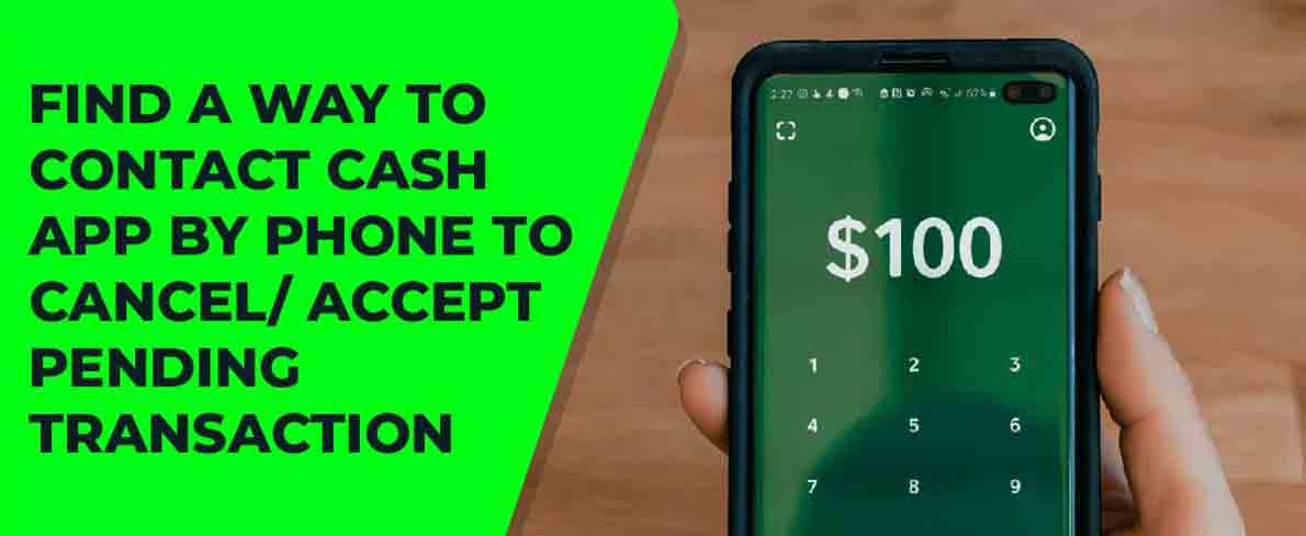 contact cash app by phone